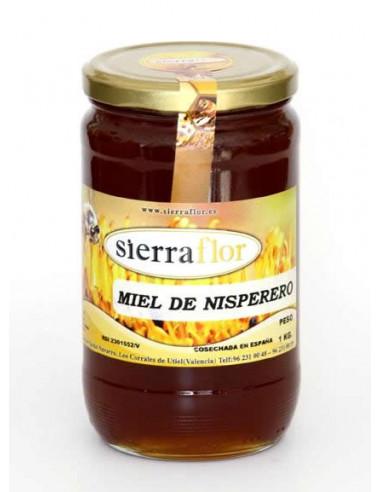 Miel de Nísperero