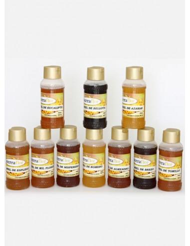 Tarros de Miel con Dosificador Antigoteo